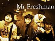 Mr. Freshman