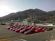 赤いスポーツカー 栃木支部