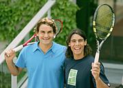 練習重視!のテニスサークルです