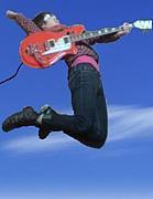 空飛ぶミュージシャン