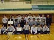 富山大学バレー部
