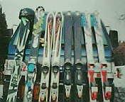 スキーパトロール隊