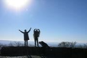 栃木県足利 織姫山、行く?