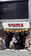 WOMBアメリカ村店