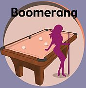 Boomerang ビリヤード部