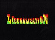 【 LIBERALIZATION 】