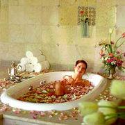魅惑の花風呂