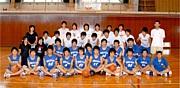 富山南高校バスケットボール部