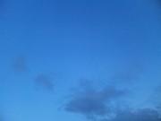 世界が青く 染まるとき。