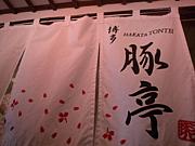 ★福岡 韓国料理 豚亭★