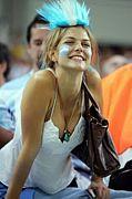 ワールドカップ美女サポーター