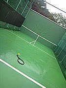 南麻布月火テニス