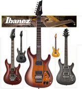 Ibanez Sシリーズユーザー