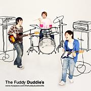 The Fuddy Duddie's【新曲配信】