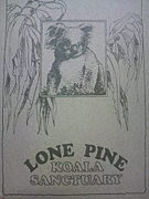 『ローンパインコアラ保護区』