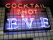 COCKTAIL & SHOT EVE
