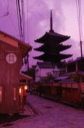 京都っていいな。