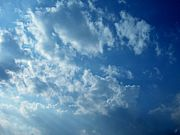:::Blue sky:::