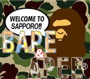 BAPE STORE 札幌