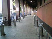 神宮球場ライト側喫煙所の会