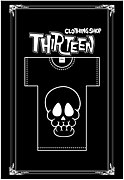 CLOTHING SHOP 13THIRTEEN