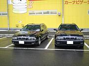 BMW E39 in 埼玉