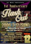 FLASH OUT@池袋bed