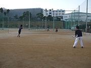 宮崎西高ソフトテニス部