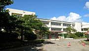 沖縄県石川市立宮森小学校