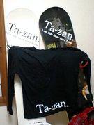Ta-zan. -Snow Boarding Team-