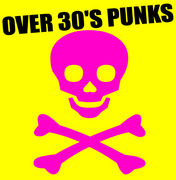 OVER 30'S PUNKS!!