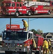 アメリカの消防士好き!