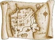地図で空想旅行