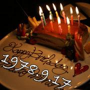 1978年9月17日生まれ