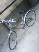 通学自転車強脚部