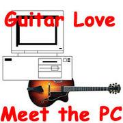 ギターをパソコンにプラグイン♪