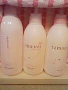 samourai woman shampoo