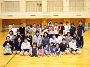 SHIRAYURI  バレー部OG会