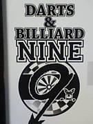 DARTS&BILLARD NINE