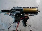 電気式機関小銃集団