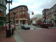 ボストンだ〜!