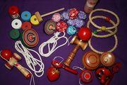 昔のおもちゃで遊ぼうよ!