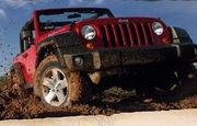 JK Jeep Wrangler が好き