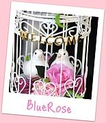 ブーケ・花冠 Blue Rose