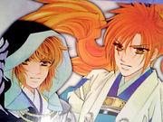 弁慶と九郎が好き