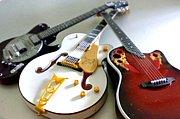 ギターフィギュアコレクション