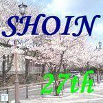 Shoin 27th