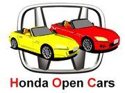 Honda Open Cars