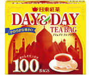 日東紅茶 DAY&DAY