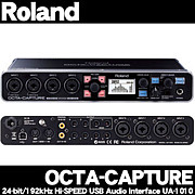 Roland - OCTA-CAPTURE UA-1010